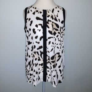 Vince Camuto Sleeveless Blouse Size M
